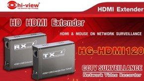ตอน HIVIEW HG-HDMI120 HDMI Extender