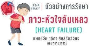 ภาวะหัวใจล้มเหลวกับการรักษาด้วยวิธีแพทย์แผนจีน Heart Failure