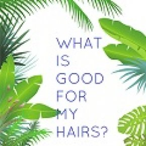 Beautiful hairs with herbal remedies
