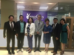 Dr. Tamura visit Lloyd Laboratories for business expansion in Philippines