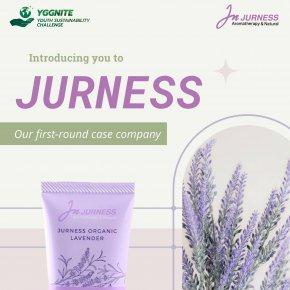 JURNESS เป็นสปอนเซอร์หลัก ในการจัดการแข่งขัน Youth Sustainbility โดย YGGNITE 2021