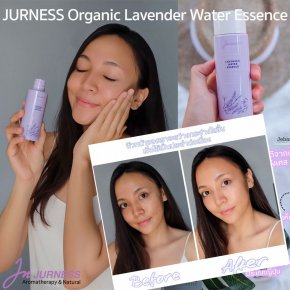 Review JURNESS Organic Lavender Water Essence by Queen