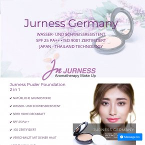Welcome JURNESS Dealer in German