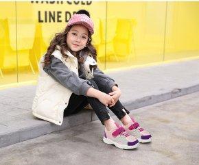 รองเท้าสนีกเกอร์เด็กที่ขายดีในTaobao