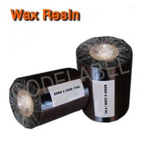 Wax Ribbon-โค๊ดลาเบล