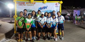 NISSIN BRAKE Run For Charity