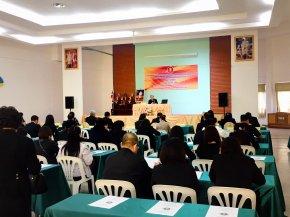 ประชุมคณะกรรมการประสานและส่งเสริม โรงเรียนเอกชน จังหวัดอุบลราชธานี