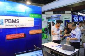 Clicknext ร่วมออกบูทงาน Thailand Broadcast Exhibition ครั้งแรก