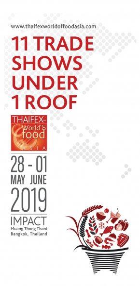 THAIFEX 2019, Bangkok, Thailand