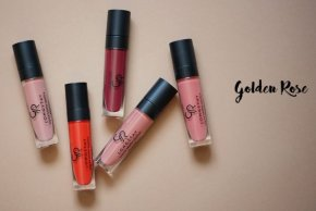 GOLDEN ROSE LONGSTAY LIQUID MATTE LIPSTICK