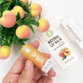 [review] Ira Eco Tube กลิ่นพีชหอมละมุน ปากนุ่ม แถมรักโลก