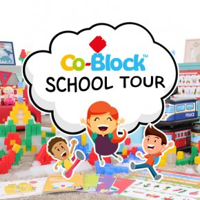 Co-Block School Tour