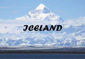 ไอซ์แลนด์ดินแดนในฝันของใครหลายคน