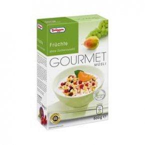 Brueggen Gourmet Fruit Muesli