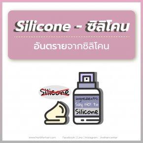 Silicone(ซิลิโคน)