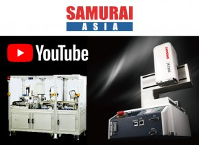 Web Article | Introduction of JANOME Industrial Robot