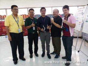นิทรรศการสัปดาห์ความปลอดภัย บริษัท ไซเพรส เซมิคอนดักเตอร์ (ประเทศไทย) จำกัด