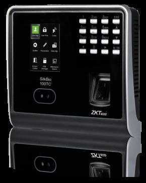 เครื่องสแกนใบหน้า/ลายนิ้วมือ Silk Bio100 Access Control