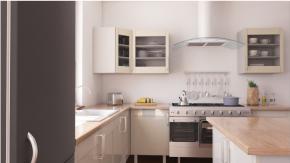 ทฤษฎีสามเหลี่ยมทองคำในห้องครัว จัดวางอย่างไรให้ใช้ห้องครัวได้ง่าย