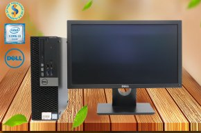 ชุด Dell Optiplex 3040 Core i3 -6100 GEN6 LED 19 นิ้ว