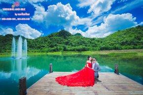 ถ่ายรูป แต่งงาน พรีเวดดิ้ง ที่ คีรีมันตรา keeree mantra restaurant กาญจนบุรี