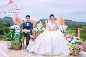 ถ่ายรูป แต่งงาน พรีเวดดิ้ง ที่ บารมี ทีแอนด์เทสต์  barme tea&taste กาญจนบุรี