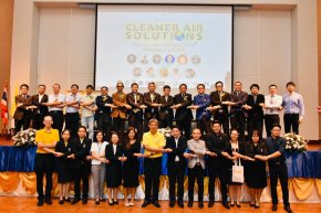 "วันสิ่งแวดล้อมโลก "" Thailand Cleaner Air solutions wthat we can learn from China """