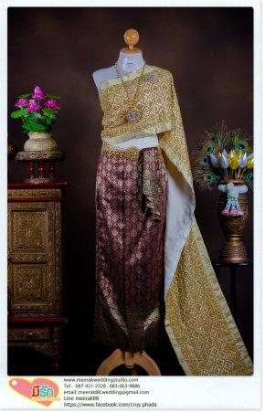 เช่าชุดไทย ชุดแต่งงาน ชุดเจ้าสาว