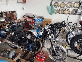Harley  และ Custom มาแรง