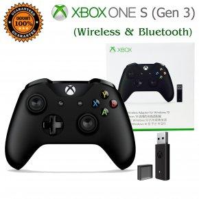 วิธีเชื่อมต่อ จอย xbox one s (Wireless & Bluetooth)(Gen3)
