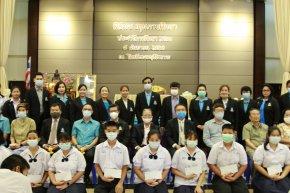 กลุ่มบริษัทเอกภาพ มอบทุนการศึกษาแก่นักเรียนโรงเรียนสระบุรีวิทยาคม