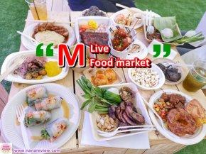 M-Live Food Market