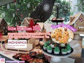 Rim Klong Cafe Festive Promotions 2020