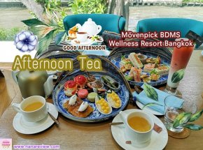 Afternoon Tea Movenpick BDMS
