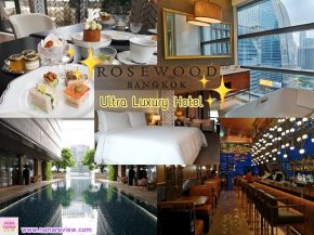Rosewood Bangkok Review