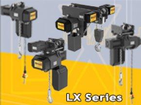 รอกโซ่ไฟฟ้า รุ่น LX Series