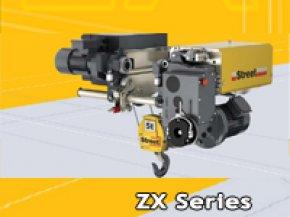 รอกสลิงไฟฟ้า รุ่น ZX series