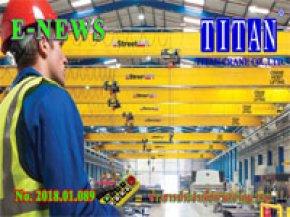2018.01.089 บริษัท ไทแทนเครน จำกัด ได้รับการรับรองคุณภาพระบบบริหารงาน มาตรฐาน ISO 9001:2015