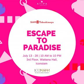 Escape to Paradise at ICONSIAM