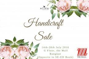 Handicraft Sale, The Mall Bangkae