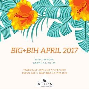 ฺBIG+BIH  19th-23rd April 2017