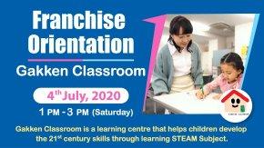 Franchise Orientation (4th July, 2020)