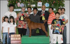 Top Best Local Bred in Show 2009