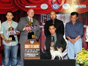 FBCT Championship Dog Show 1/2011
