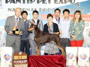 PANTIP PET EXPO & NATIONAL DOG SHOW 2012(AB1)