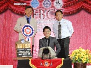 FBCT Championship Show 1/2012(AB1)