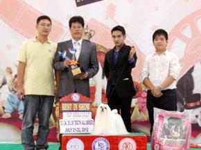 The Mall-Eukanuba World Challenge International Championship Dog Show 2012(AB2)