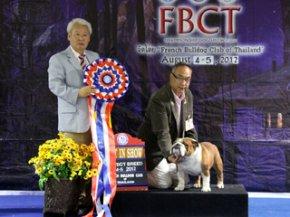 FBCT Championship Show 2/2012(AB1)