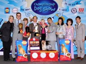 The Mall Championship Dog Show 3/2012(AB3)