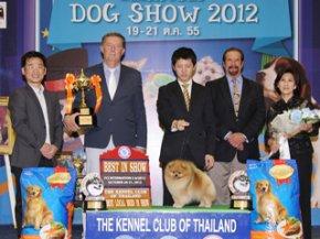 Bangkok Grand Dog Show 2012(AB4)